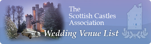 Scottish Castle Wedding Venue List